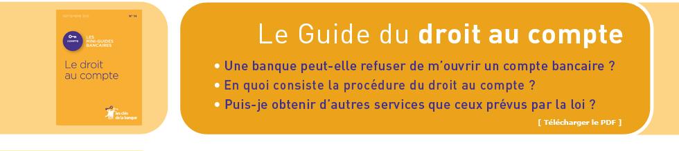 Le Guide du droit au compte