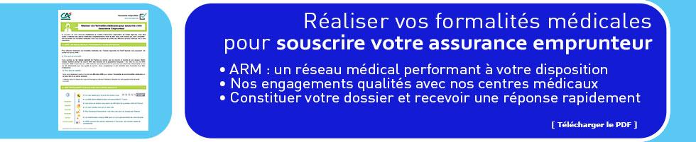 Le Guide formalité médicale