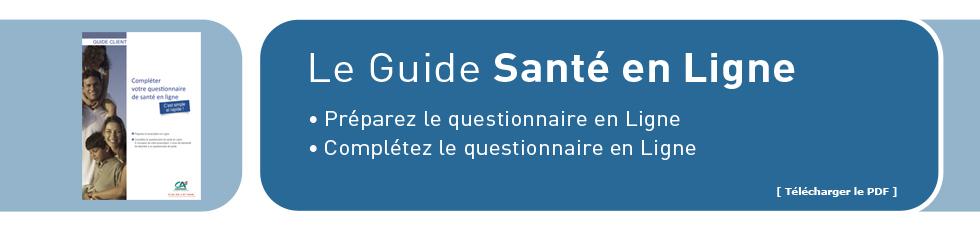 Le Guide Santé en ligne