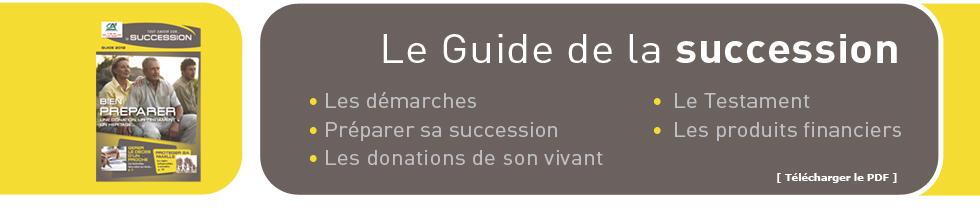 Le Guide de la succession