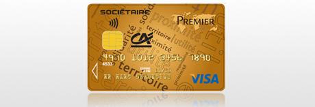 Crédit Agricole Sud Méditerranée Carte Visa Premier
