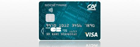 Carte Bancaire Avec Argent.Credit Agricole Sud Mediterranee Carte Bleue Visa